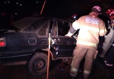 Duas pessoas ficam feridas em acidente na BR-267