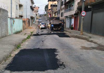 Operação Boniteza atua no bairro Santa Cândida