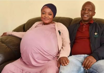 Mãe de gêmeos da à luz a dez bebês aos 37 anos