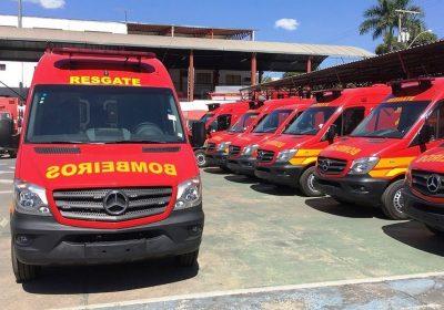 Minas anuncia concurso para bombeiros: salários vão de R$ 4 mil a R$ 9 mil