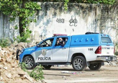 Polícia do Rio e Minas faz operação em Juiz de Fora
